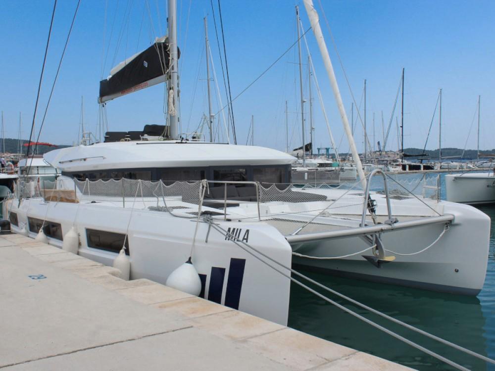 Rental yacht Seget Donji - Lagoon Lagoon 50 on SamBoat