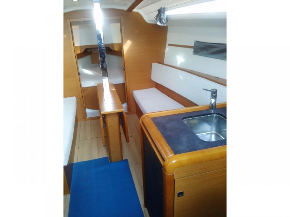 Rent a Jeanneau Sun Odyssey 349 Trapani