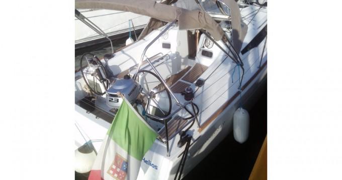 Boat rental Jeanneau Sun Odyssey 349 in Trapani on Samboat