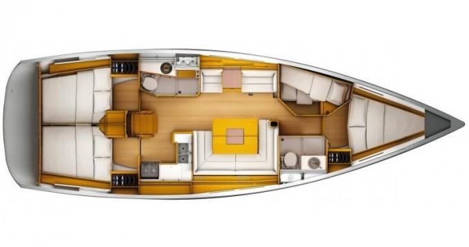 Rent a Jeanneau Sun Odyssey 449 Trapani
