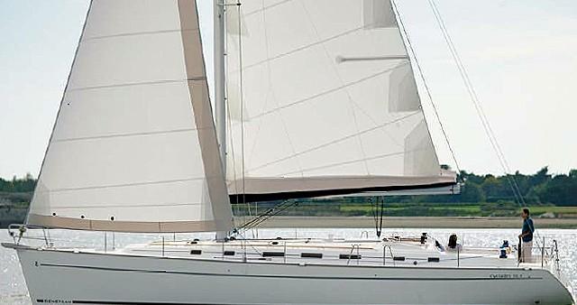 Boat rental Cagliari cheap Cyclades 50.5