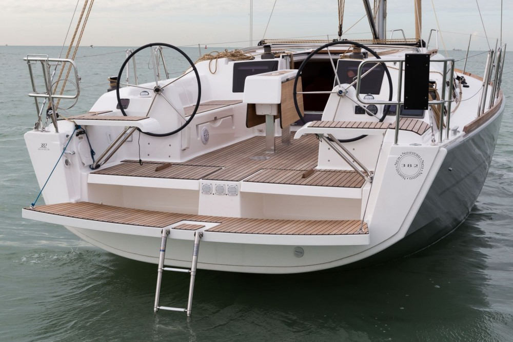 Dufour Dufour 382 GL between personal and professional Cagliari