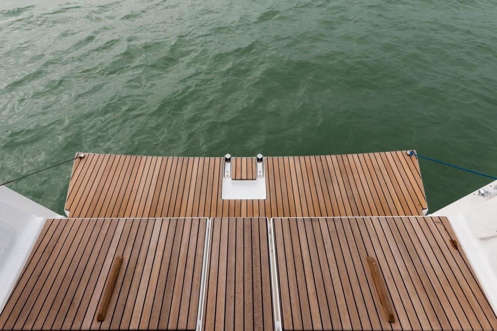 Boat rental Dufour Dufour 382 GL in Cagliari on Samboat