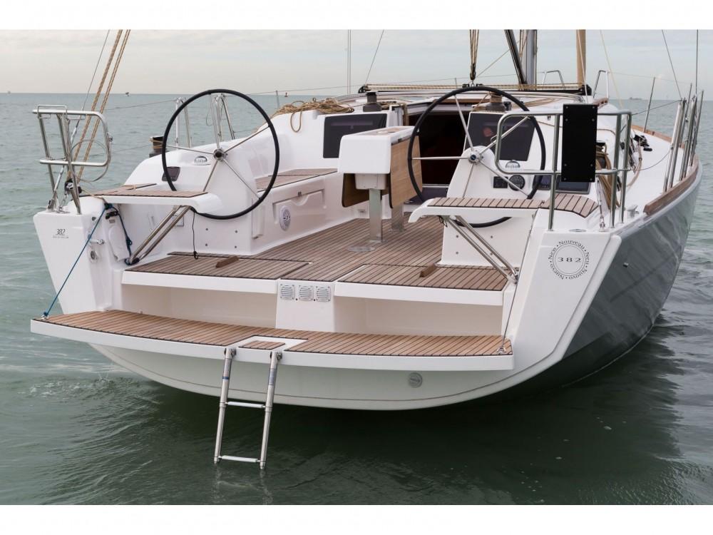 Rental Sailboat in Cagliari - Dufour Dufour 382 GL