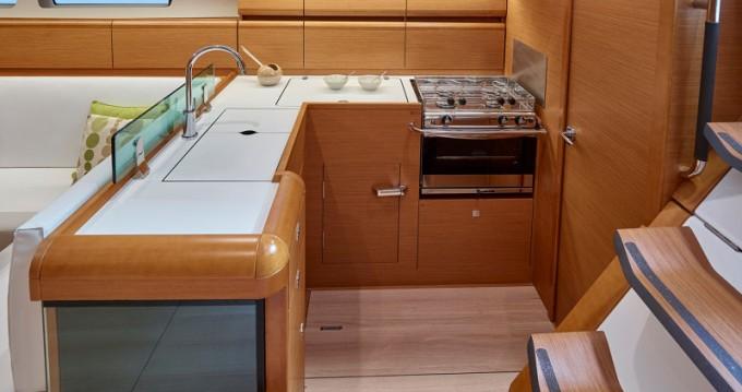 Boat rental Jeanneau Sun Odyssey 449 in Cagliari on Samboat