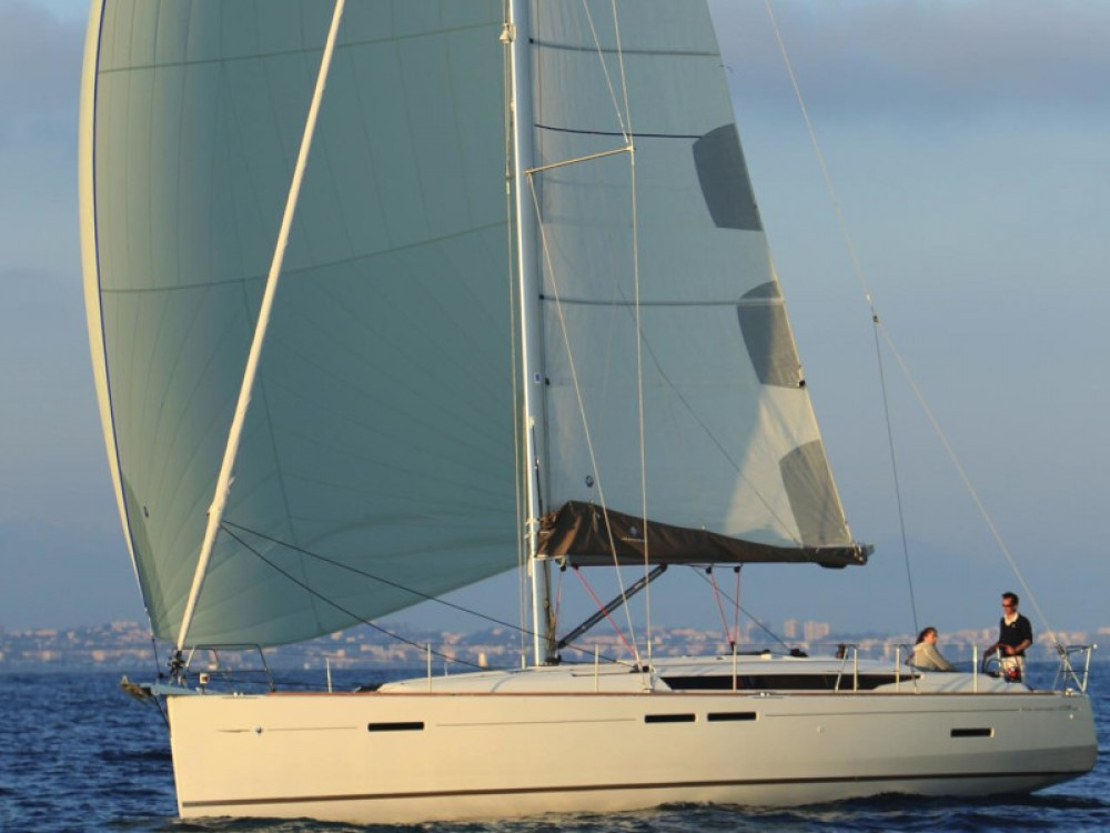Rental Sailboat in Cagliari - Jeanneau Sun Odyssey 449