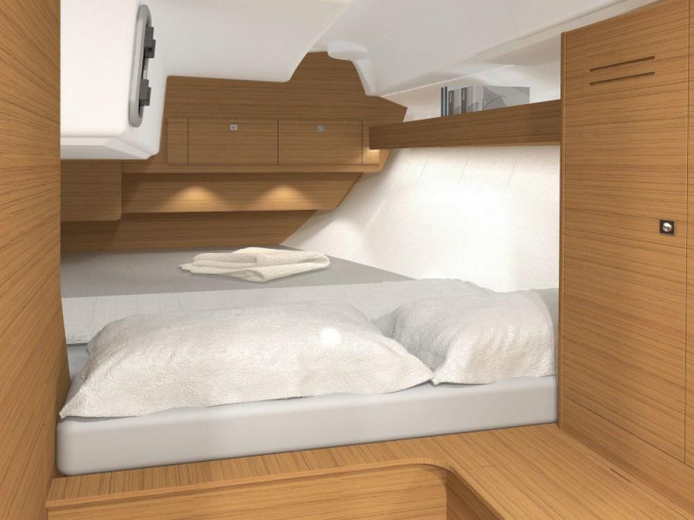 Boat rental Cagliari cheap Dufour 360 Grand Large