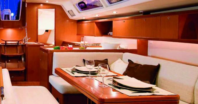 Boat rental Cagliari cheap Oceanis 54