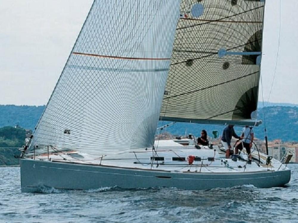 Rental Sailboat in Cagliari - Bénéteau First 40.7