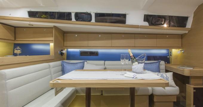 Rental yacht Cagliari - Dufour Dufour 460 Grand Large on SamBoat