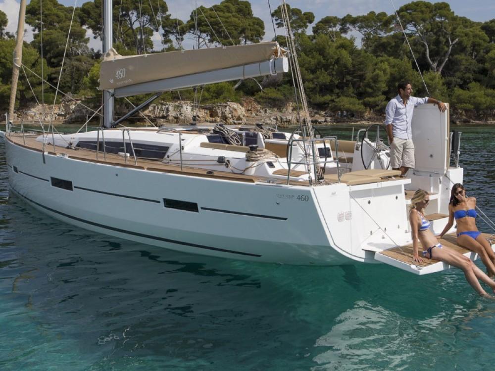 Rent a Dufour Dufour 460 Grand Large Cagliari - Casteddu