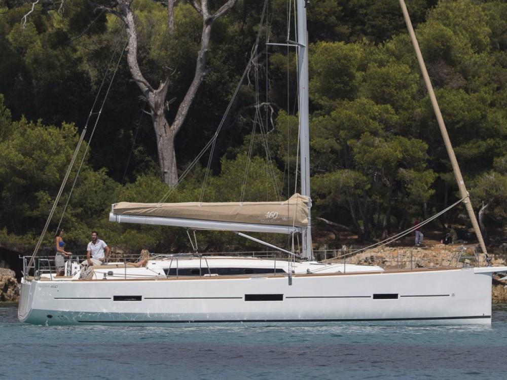Rental yacht Cagliari - Casteddu - Dufour Dufour 460 Grand Large on SamBoat