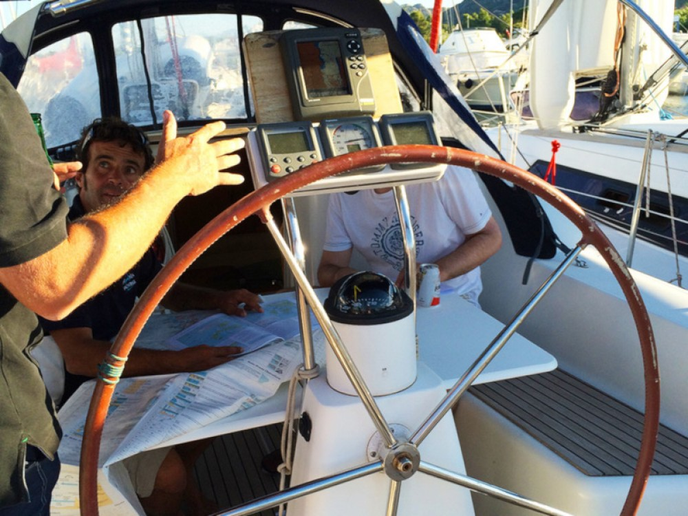 Boat rental Cannigione cheap Sun Odyssey 36i
