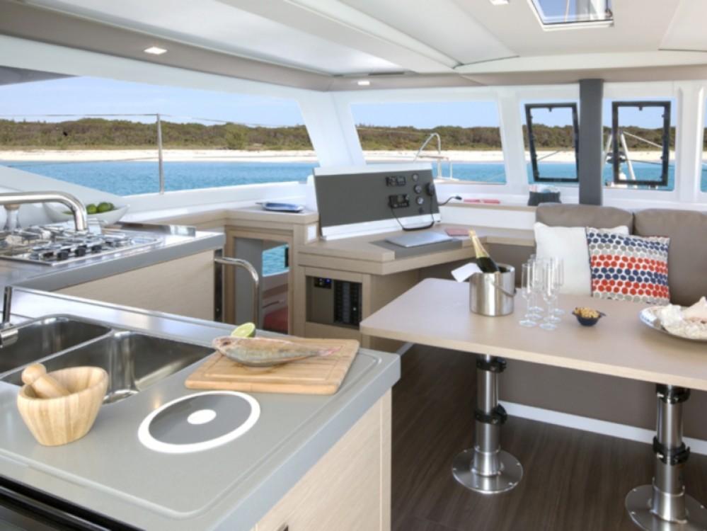 Rental Catamaran in Palamós - Fountaine Pajot Lucia 40