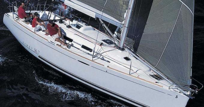 Rental yacht Nettuno - Bénéteau First 36.7 on SamBoat