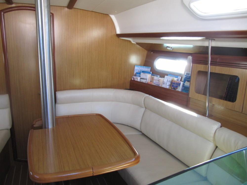 Rental Sailboat in Alcúdia - Jeanneau Sun Odyssey 36i