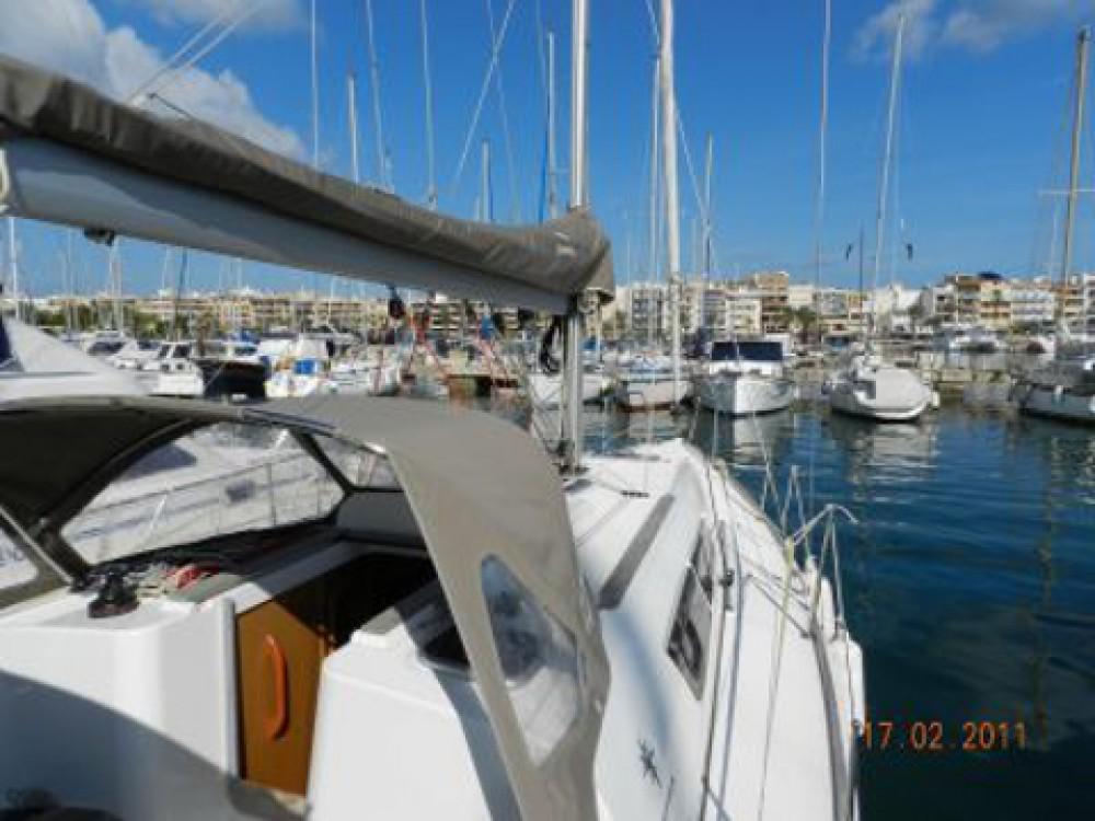 Boat rental Port de Pollença cheap Sun Odyssey 33i
