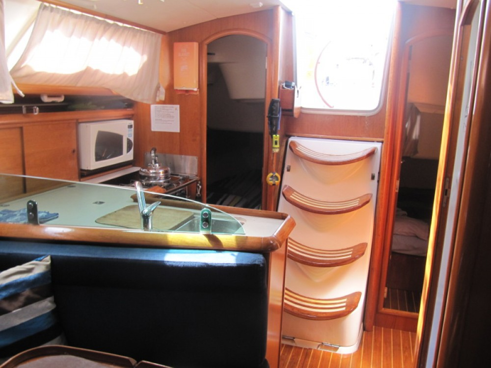 Sailboat for rent Alcúdia at the best price