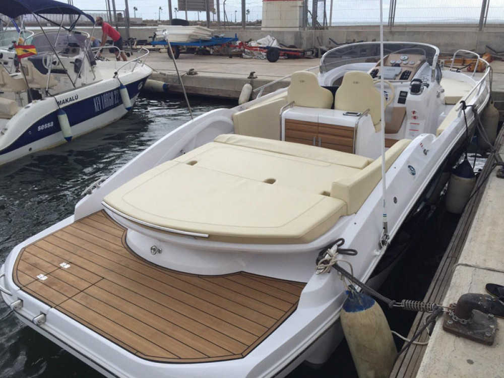 Hire Motorboat with or without skipper SESSA Sant Antoni de Portmany