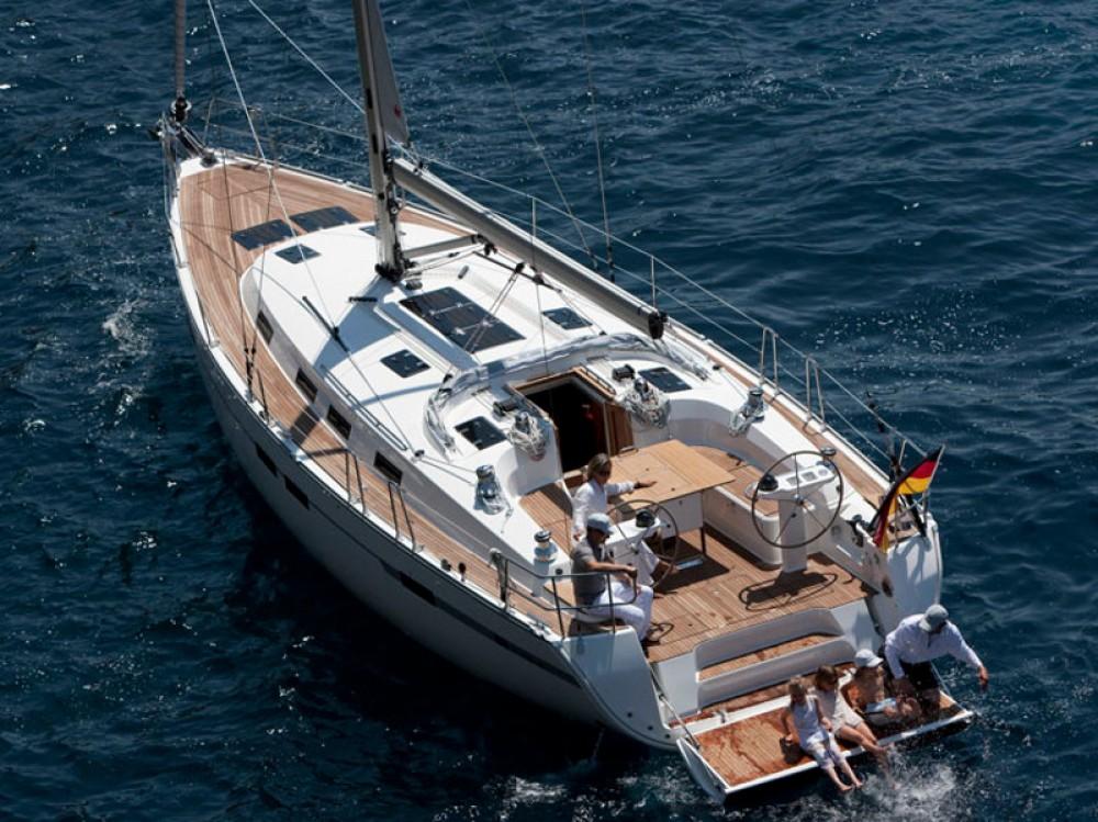 Rent a Bavaria Bavaria Cruiser 45 Skiathos