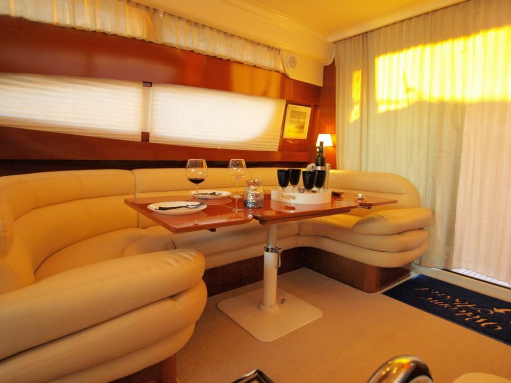 Rental yacht ACI Marina Split - Jeanneau Jeanneau Prestige 46 Fly on SamBoat