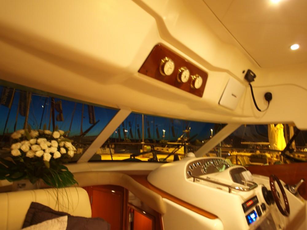 Rental Motor boat in ACI Marina Split - Jeanneau Jeanneau Prestige 46 Fly