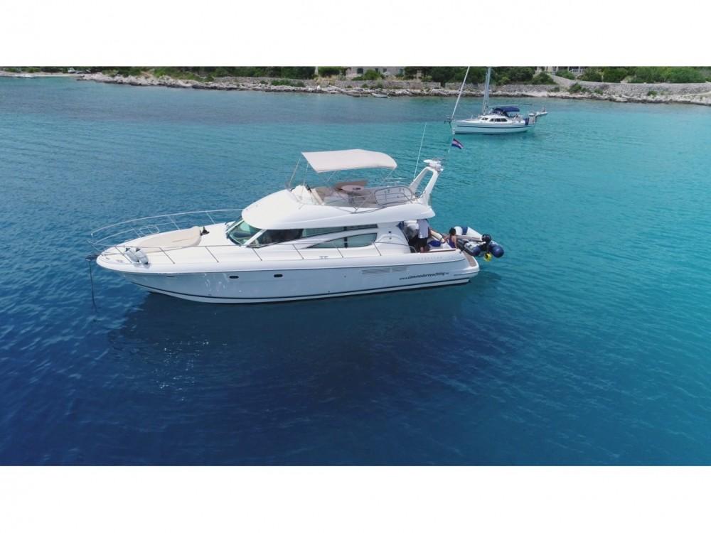 Boat rental Jeanneau Jeanneau Prestige 46 Fly in ACI Marina Split on Samboat