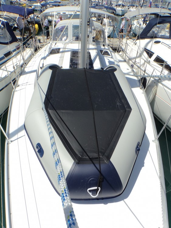 Bavaria Bavaria Cruiser 37 between personal and professional Trogir