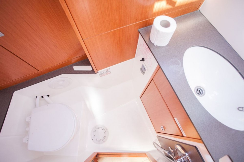 Boat rental Trogir cheap Bavaria Cruiser 37
