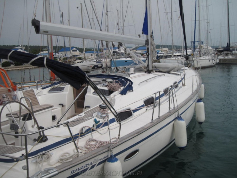 Boat rental ACI Marina Trogir cheap Bavaria 50 Cruiser
