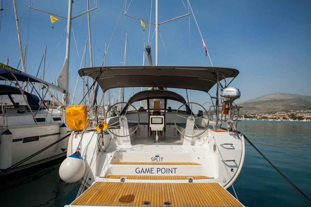 Boat rental Trogir cheap Bavaria Cruiser 51