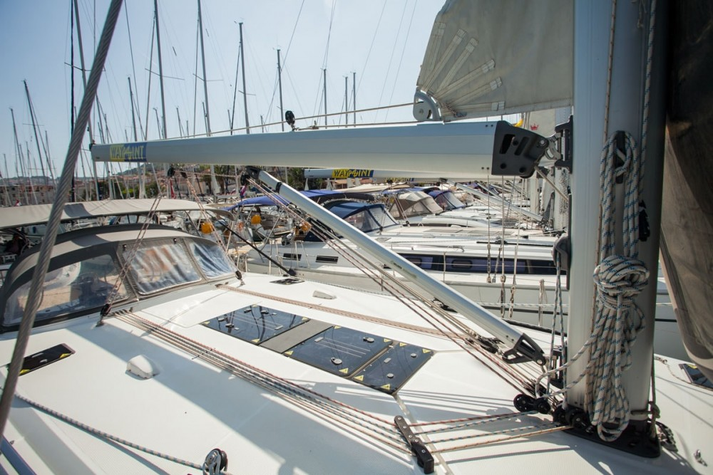 Bavaria Bavaria Cruiser 51 between personal and professional Trogir