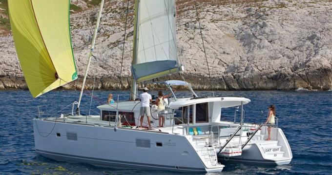 Rental yacht Dubrovnik - Lagoon Lagoon 400 S2 on SamBoat