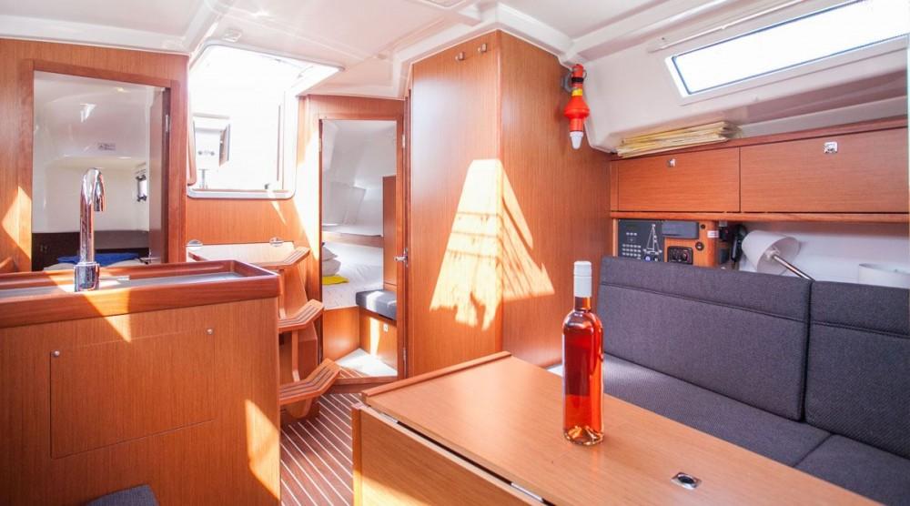 Boat rental Trogir cheap Bavaria Cruiser 34