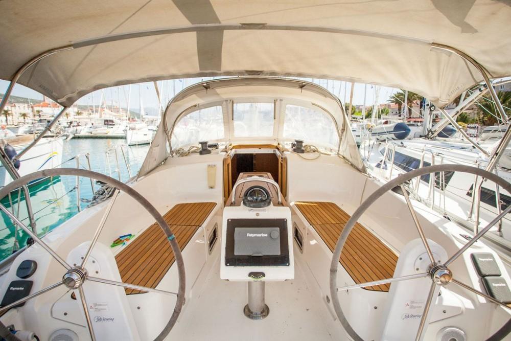 Rent a Bavaria Bavaria Cruiser 37 Dubrovnik