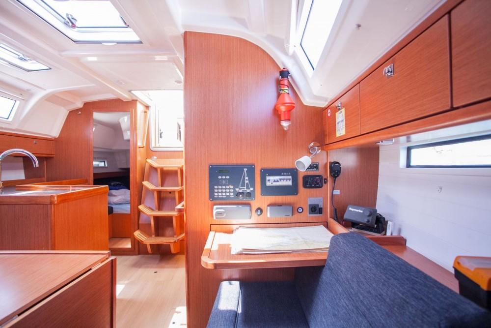 Bavaria Bavaria Cruiser 37 between personal and professional Dubrovnik