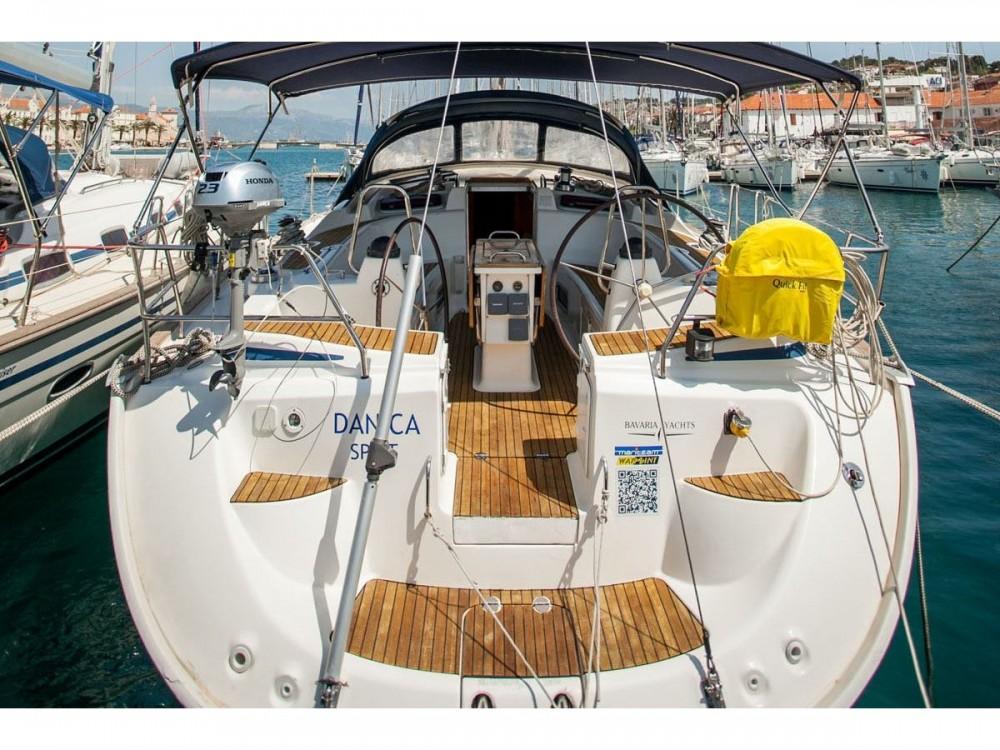 Rental Sailboat in Trogir - Bavaria Bavaria 50 Cruiser