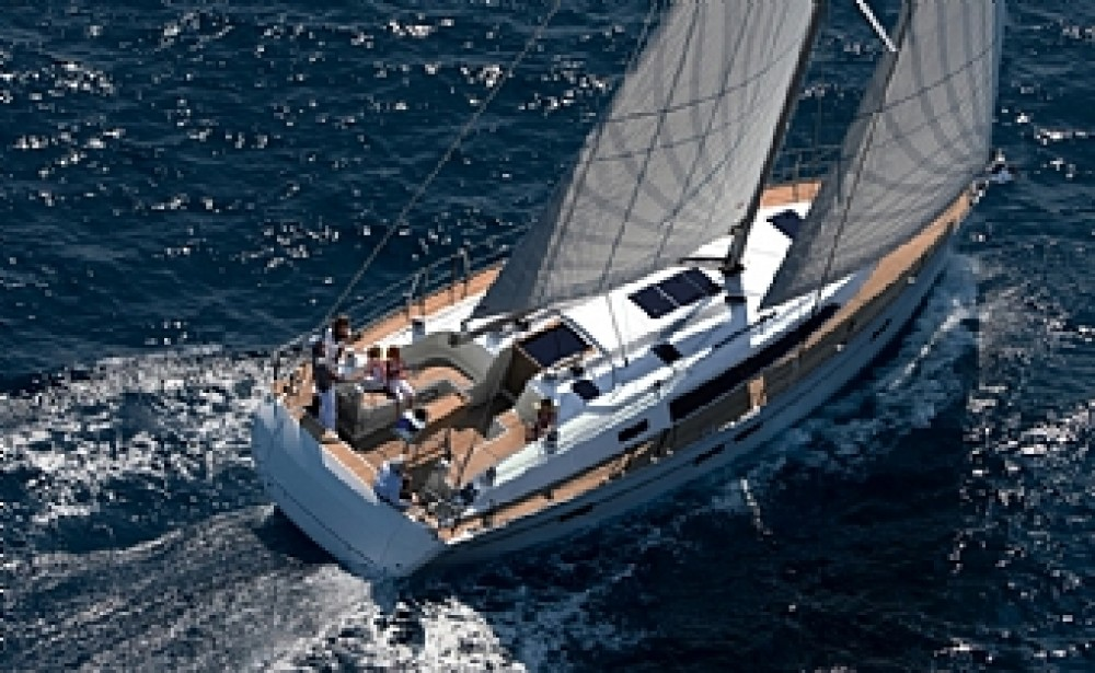 Boat rental Trogir cheap Bavaria Cruiser 46