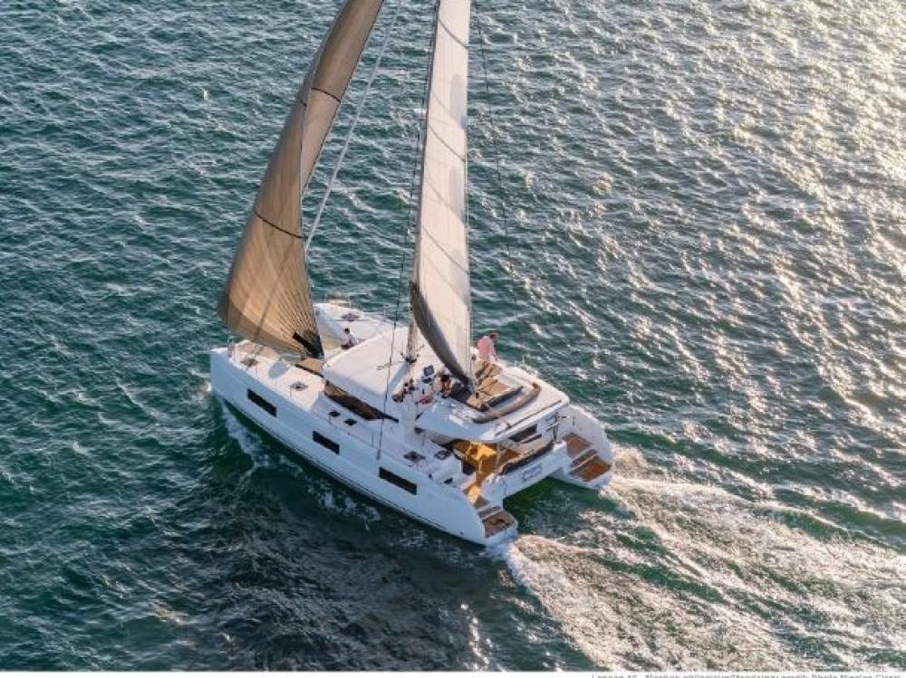 Rental yacht  - Lagoon Lagoon 46 Fly on SamBoat