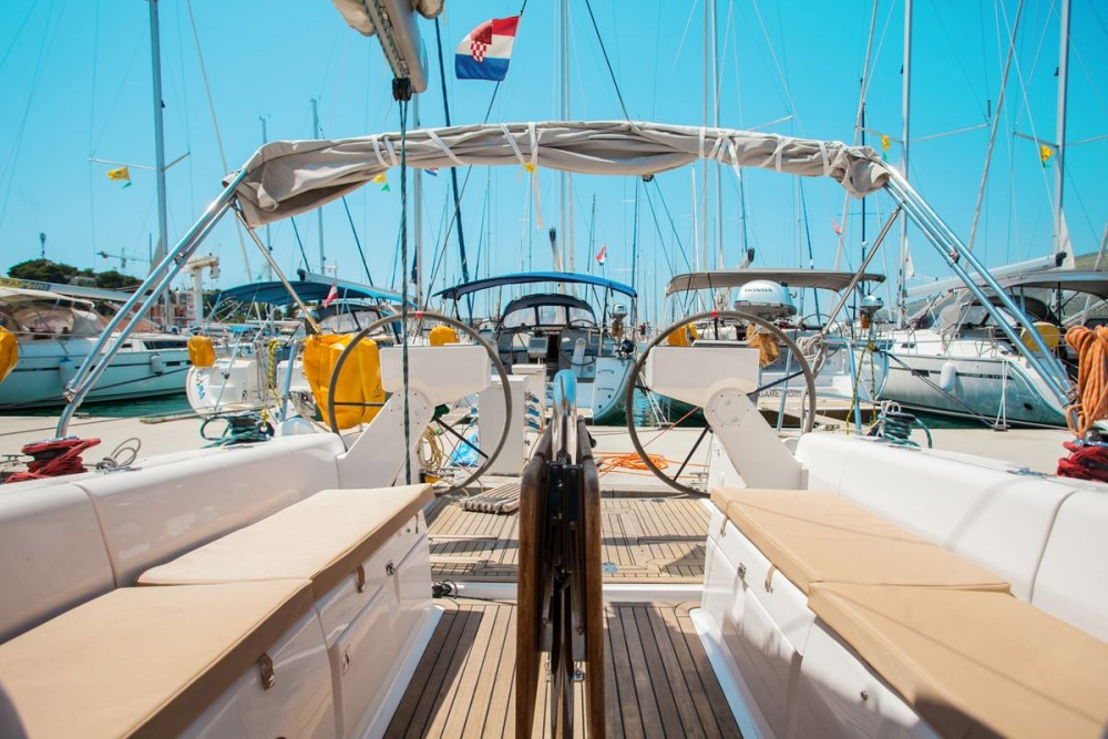Salona Salona 38 between personal and professional Trogir