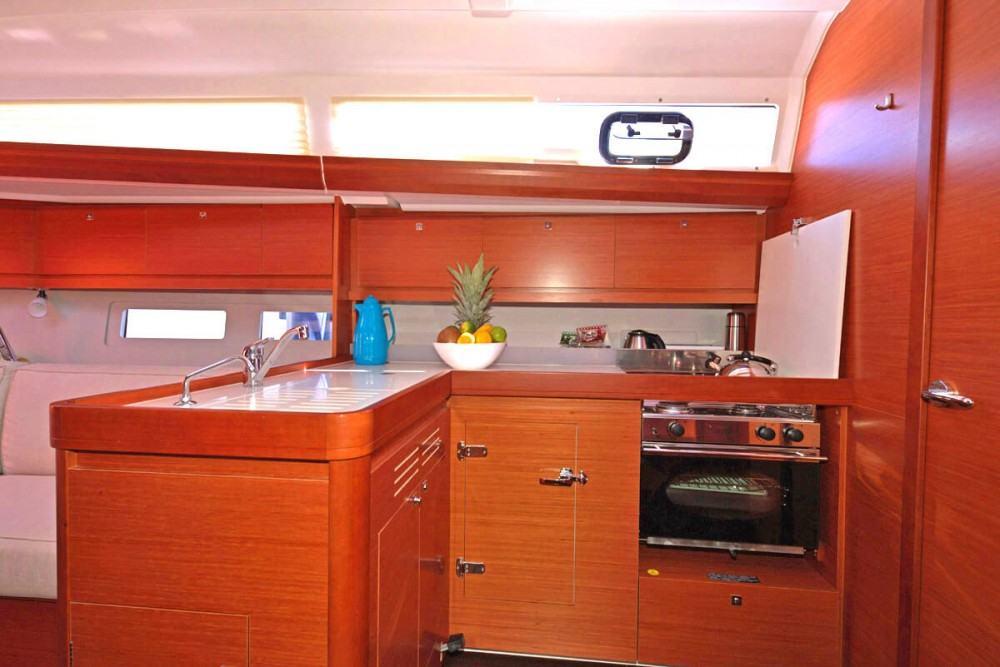 Rental yacht Trogir - Dufour Dufour 412 Grand Large on SamBoat