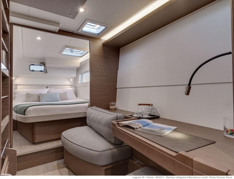 Rental yacht  - Lagoon Lagoon 40 on SamBoat