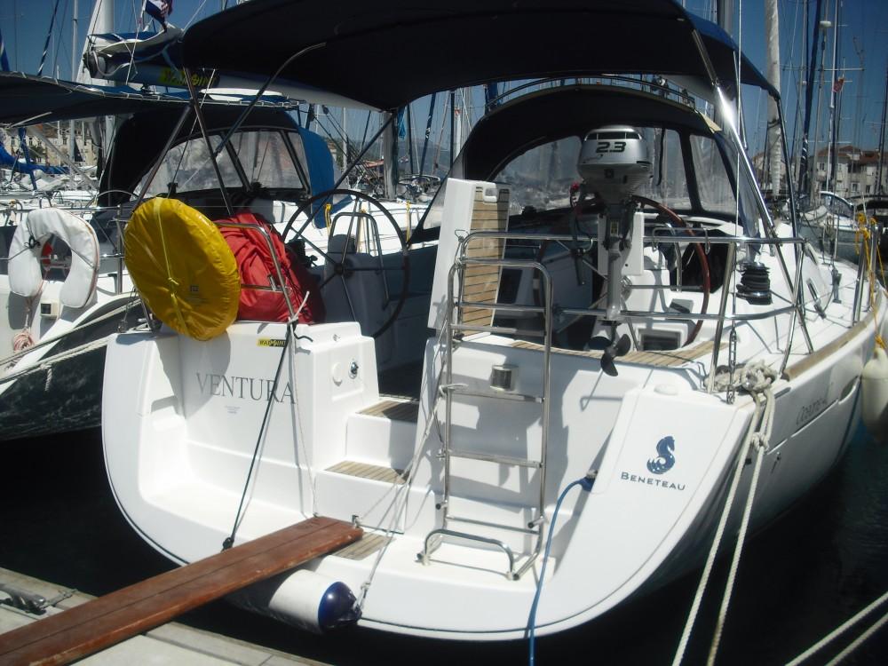Rental yacht ACI Marina Trogir - Bénéteau Oceanis 40 on SamBoat