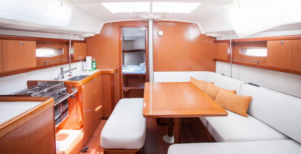 Rental Sailboat in ACI Marina Trogir - Bénéteau Oceanis 40
