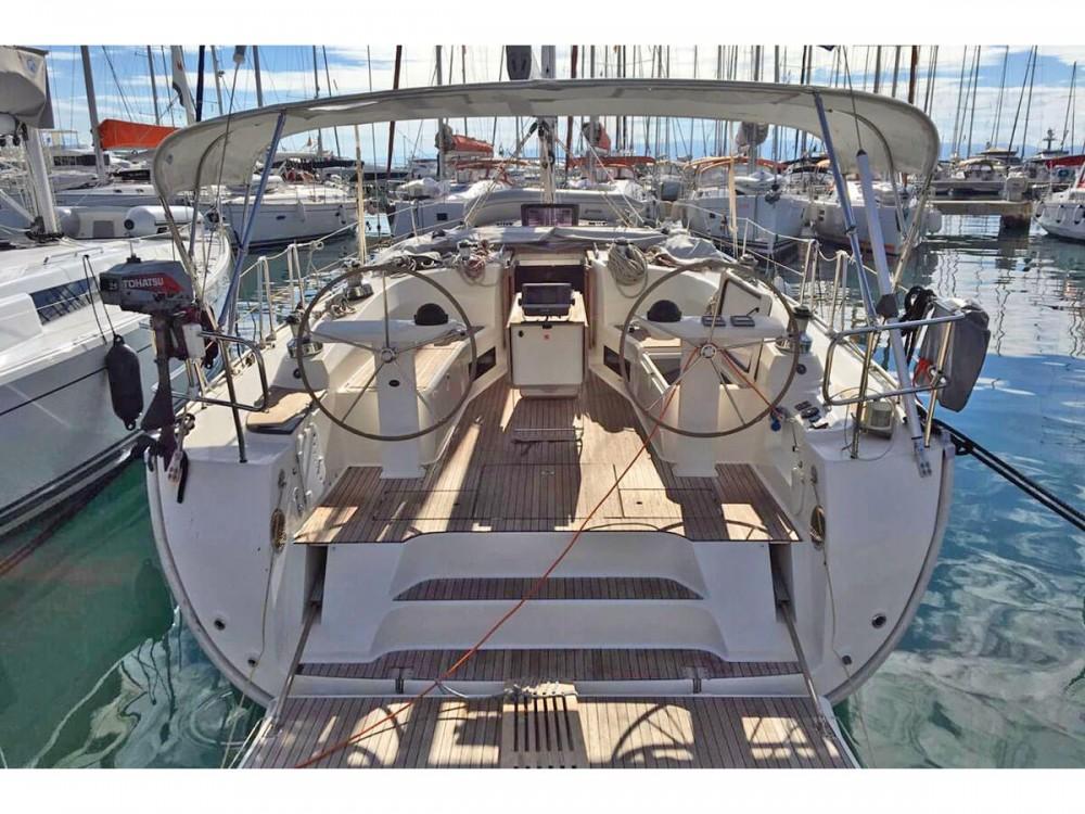 Bavaria Bavaria Cruiser 45 OW. between personal and professional Komolac