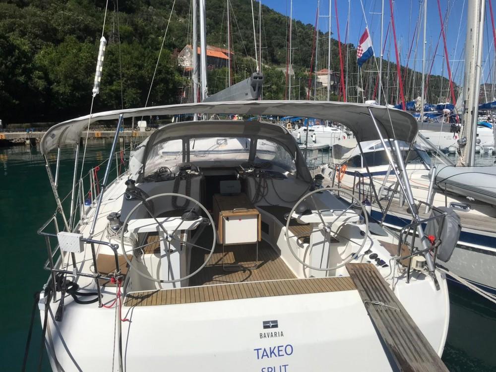 Rental yacht Komolac - Bavaria Bavaria Cruiser 45 OW. on SamBoat