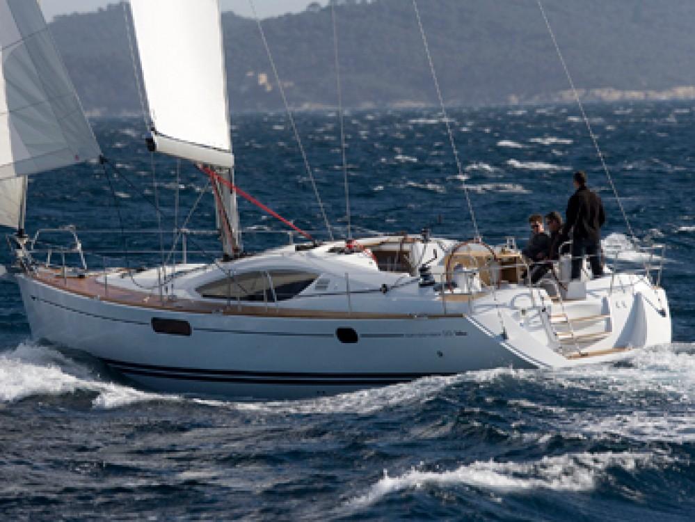 Rent a Jeanneau Sun Odyssey 50DS Trogir
