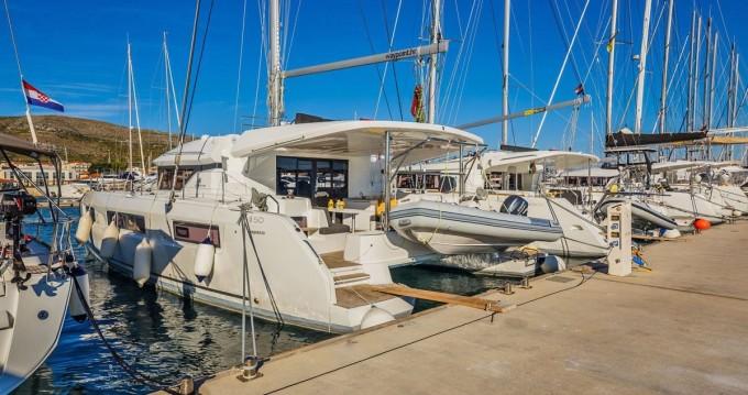 Rent a Lagoon Lagoon 50 Trogir