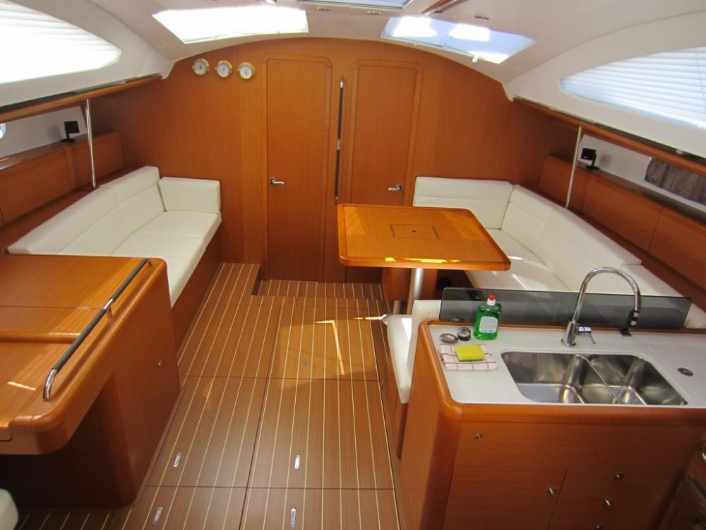 Rental yacht Trogir - Jeanneau Sun Odyssey 50DS on SamBoat