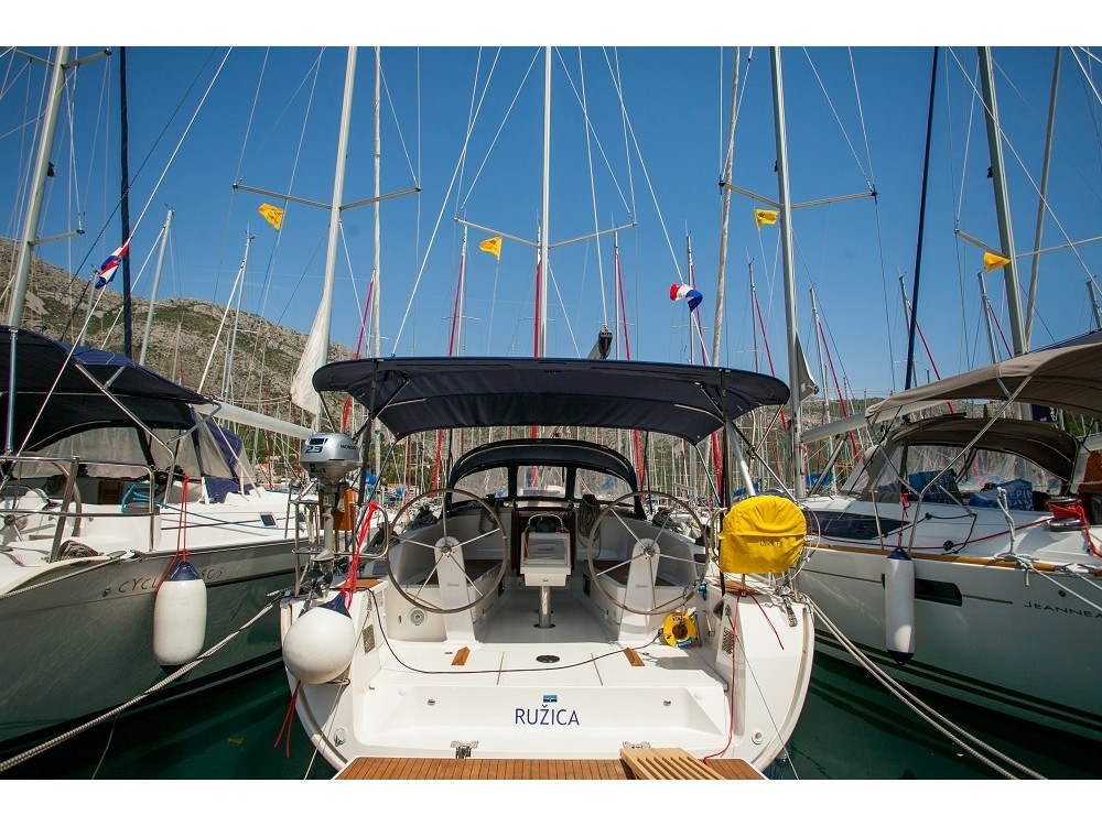 Boat rental Trogir cheap Bavaria Cruiser 41